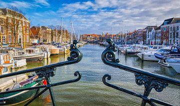 Dordrecht, Stadtbild . Niederlande von Rietje Bulthuis