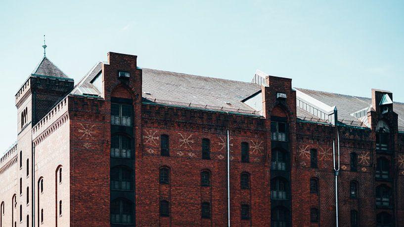 Speicherstadt Hamburg von Denny Lerch