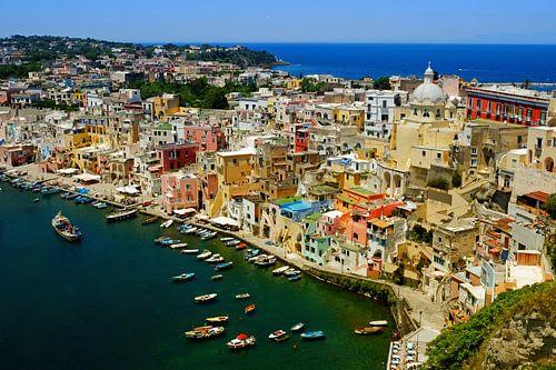 Mediterranean colors