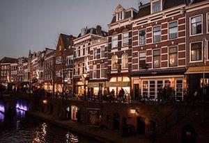 Nacht fotografie in Utrecht van