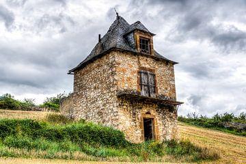 Pigeonnier de l'Aveyron  von Etienne Hessels