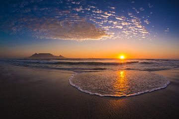 Bloubergstrand Kapstadt  von Andy Troy