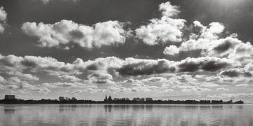 Skyline Hoorn von Bob Bleeker