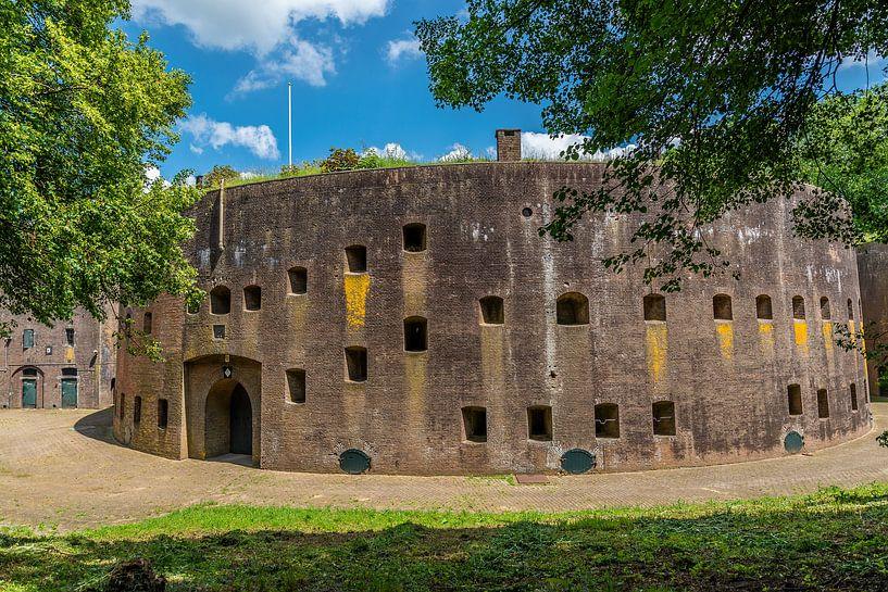 Fort Honswijk Houten van Hans Lebbe