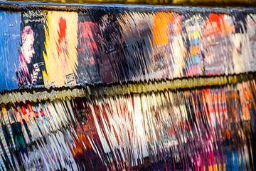 Melting Colors II van Pascal Raymond Dorland