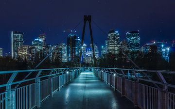 Calgary Downtown van Erik de Boer