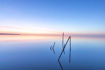 Wattenmeer, Harlingen von Edwin Kooren