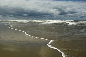 Noordzeelucht gespiegeld van Gerjo Radema