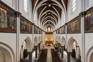 Sint-Norbertuskerk Antwerpen van Sophie Wils