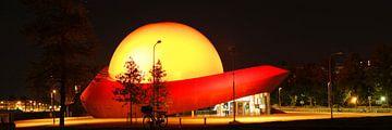Infoversum Groningen (nu DOT) van Willem Struiksma