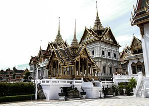 Grand Palace Bangkok van Ruurd van der Meulen