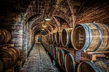 wijnkelder van Frans Scherpenisse