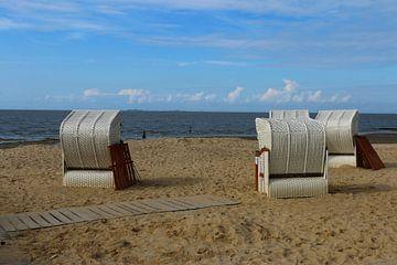 Strandleben von Christiane Schulze
