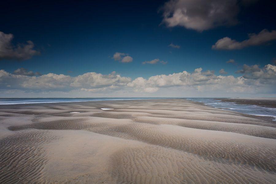 Strand Texel van Aland De Wit