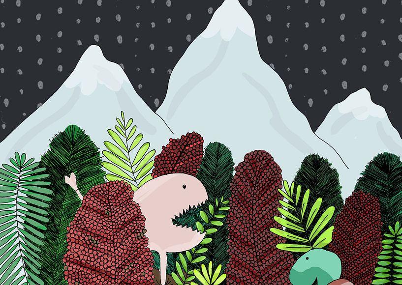In den Wäldern. von Amy Verhoeven
