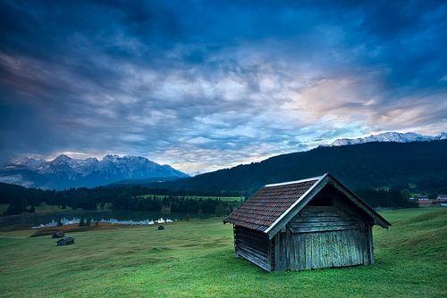 Geroldsee view von Olha Rohulya