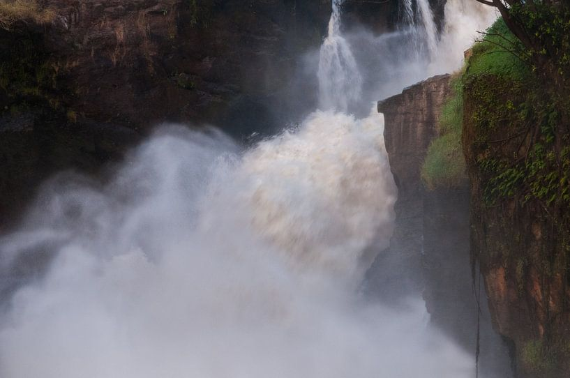 Murchison Falls van Sander Strijdhorst