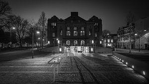 De stadsschouwburg in Haarlem