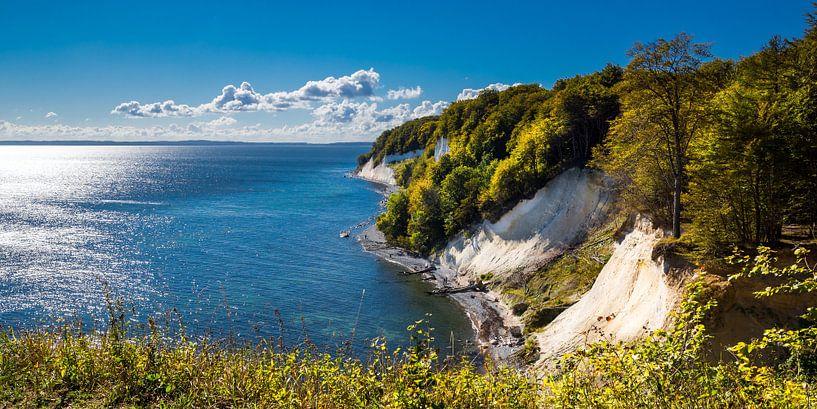 Kreideküste Rügen von Reiner Würz / RWFotoArt
