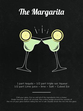 Le cocktail margarita