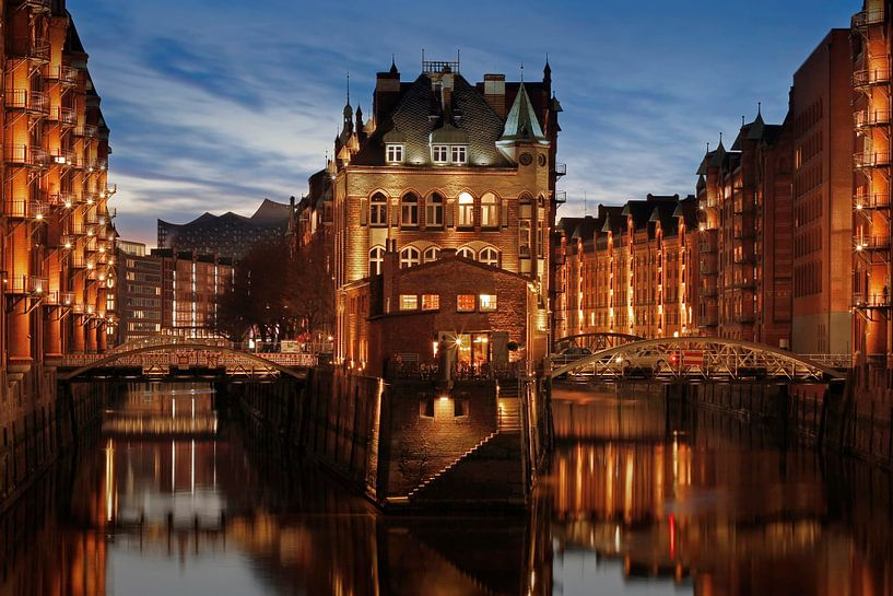 Hamburg von Heiko Lehmann
