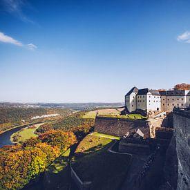 Festung Königstein (Sächsische Schweiz) von Alexander Voss