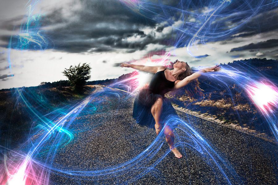 Ballet flash dance