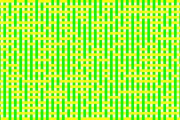 Onder en boven. 3:2 18x12 18x12 Random #10 GY. van Gerhard Haberern