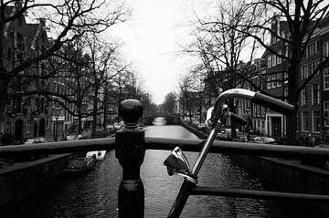 Amsterdam Brug (fiets) van Human- pictures