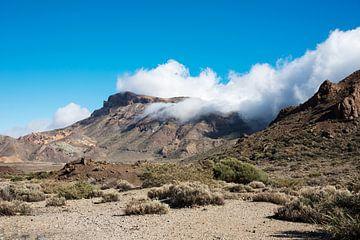 de vulkaan el teide op tenerife von Compuinfoto .