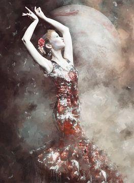 Flamenco van Jacky Gerritsen