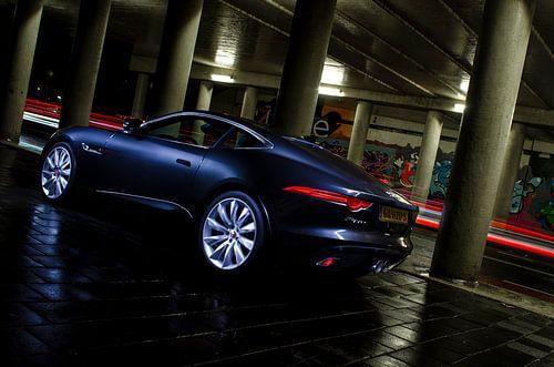 Jaguar F-Type  van Thomas Boudewijn