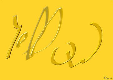 Yellow van Angelo Kerelov