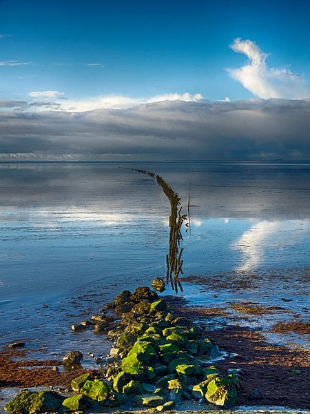 Linie zum Horizont von Martijn Tilroe