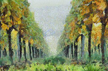 Wijngaarden van Jens-Uwe Ernst