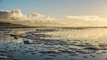 Scheveningen Beach sur Dirk van Egmond