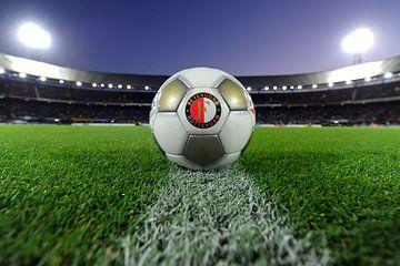 De Kuip Feyenoord Rotterdam von Willem Vernes