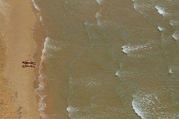 Een stranddag van Berg Photostore
