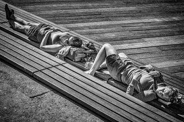 Streetsleepers van Guus Quaedvlieg