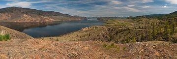 Kamloops Lake in Canada van Marc Molenaar