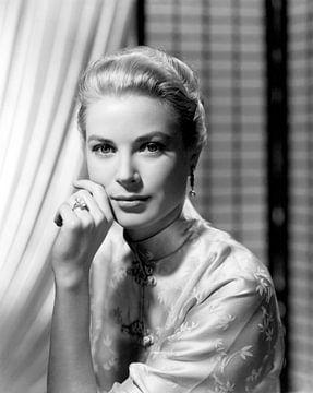Grace Kelly verloofd van Bridgeman Images
