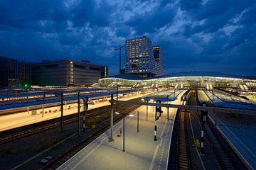 Utrecht Centraal Station van