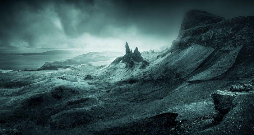 Old Man of Storr - Isle of Skye von Dion van den Boom