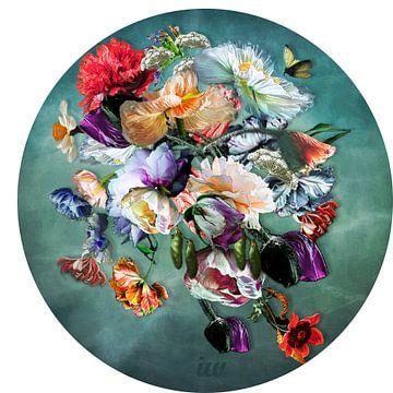 Blumen von Iet Wouda