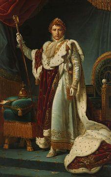 Portrait de l'empereur Napoléon Ier, François Gérard