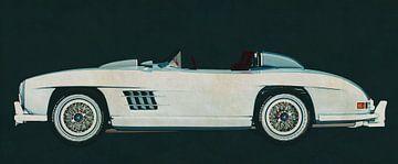 Mercedes 300 SL Daytona Concept Roadster