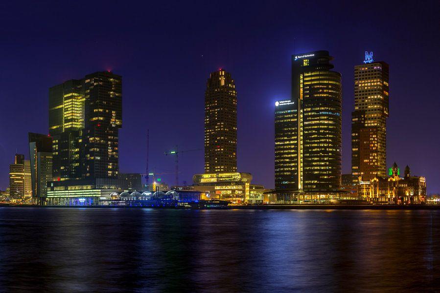 Rotterdam View van Peter Bolman