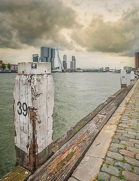 Boompjes  Rotterdam van Jerome Coppo