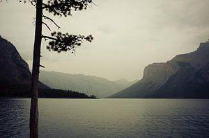 Meer Minnewanka: Canada van
