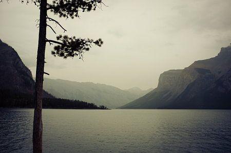 Meer Minnewanka: Canada
